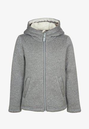 LITTLE STRANGER - Fleece jacket - lightgrey