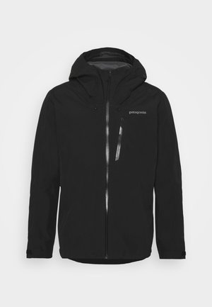 CALCITE  - Hardshell jacket - black