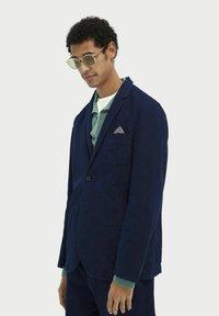 Scotch & Soda - Blazer jacket - indigo - 4