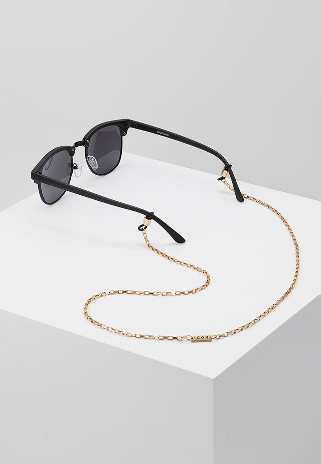 CANNES SUNGLASS CHAIN - Necklace - gold-coloured