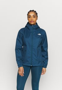 The North Face - QUEST JACKET - Giacca hard shell - monterey blue - 0