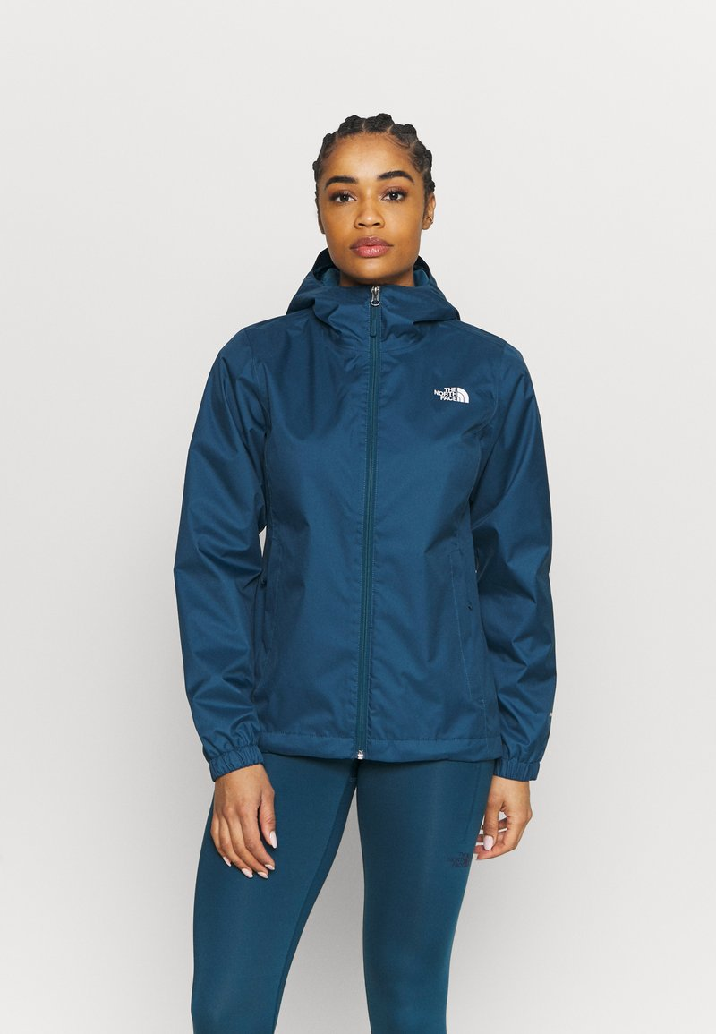The North Face - QUEST JACKET - Giacca hard shell - monterey blue