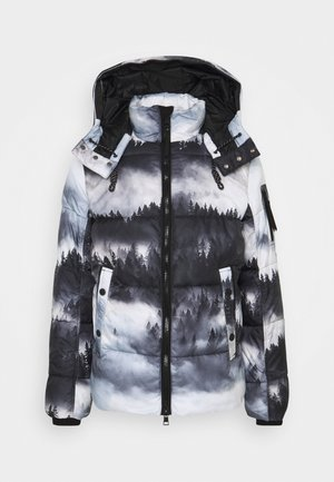 HEAVY PUFFER - Winter jacket - white