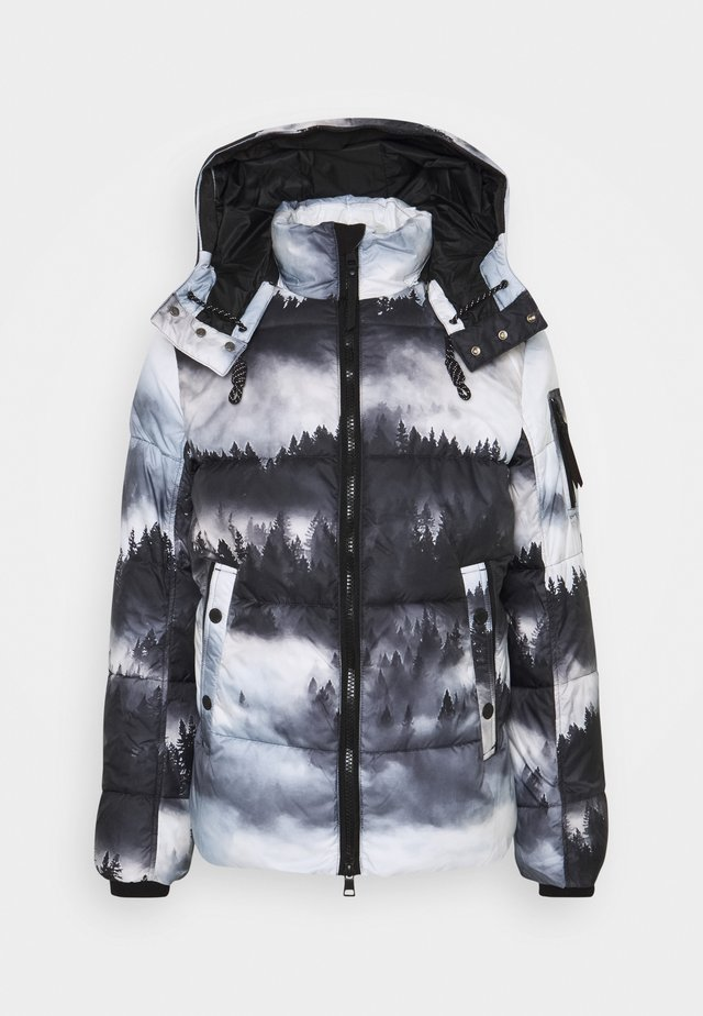 HEAVY PUFFER - Winter jacket - white