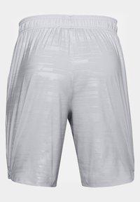 Under Armour - TRAIN STRETCH PRINT  - Sports shorts - halo gray - 4