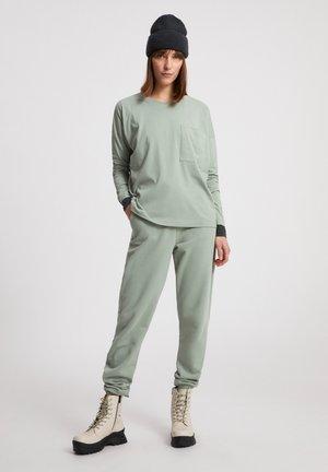JUDIKAA - Long sleeved top - sage green