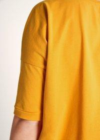 comma - Print T-shirt - apricot - 5