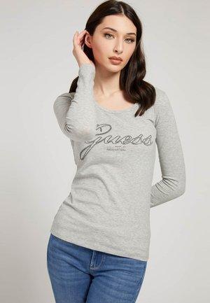 RAISA - Long sleeved top - hellgrau