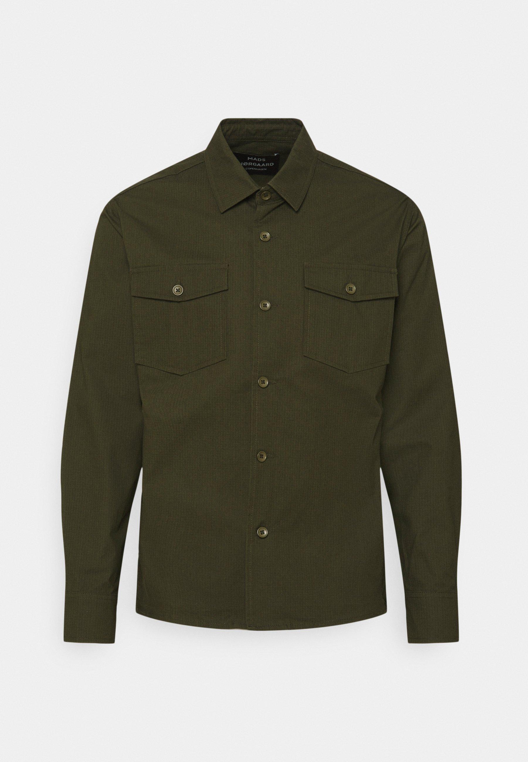Men ARMY RIPSTOP SOLO - Summer jacket