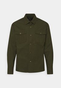 Mads Nørgaard - ARMY RIPSTOP SOLO - Giacca leggera - olive night - 0
