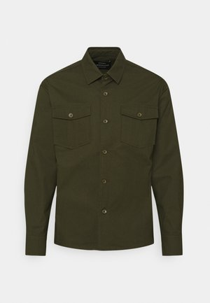 ARMY RIPSTOP SOLO - Kevyt takki - olive night