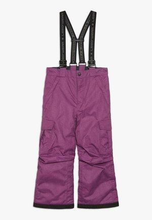 SKI PANTS - Skibukser - light purple