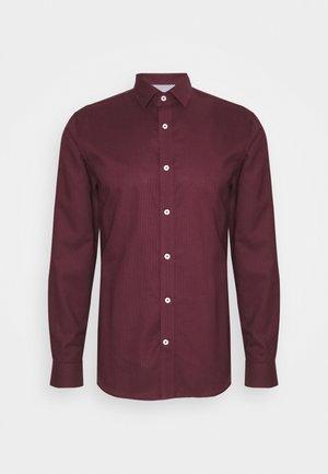 TROSTOL  - Formální košile - claret