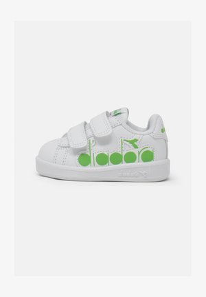 GAME P BOLDER TD  - Trainers - white/green evidence