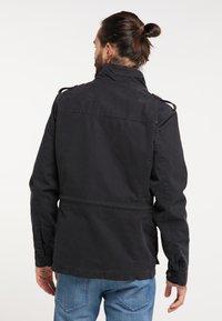 DreiMaster - Summer jacket - black - 2