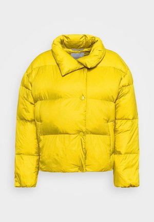 THELMA - Down jacket - oil yellow