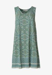 Indiska - Jersey dress - green - 0