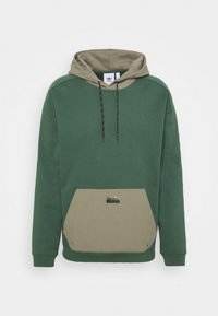 adidas Originals - UTILITY HOODY - Sweatshirt - green oxide/clay - 4