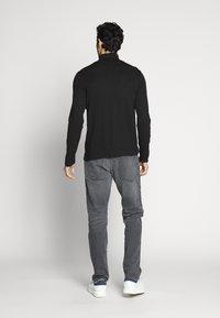TOM TAILOR - MARVIN - Straight leg jeans - grey denim - 2