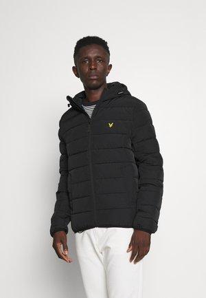 LIGHTWEIGHT PUFFER JACKET - Light jacket - jet black