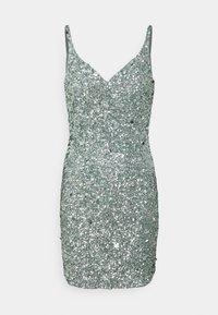 Lace & Beads - GRAISON MINI - Cocktail dress / Party dress - teal - 3