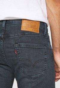 Levi's® - 511™ SLIM - Slim fit jeans - richmond blue black - 3