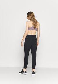 Nike Performance - PANT COOL - Pantalones deportivos - black/reflective silver - 2