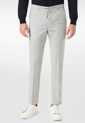 Pantalon de costume - silver