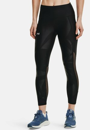 HG AMR EMBOSS - Leggings - black