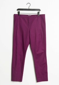 COS - Trousers - purple - 0