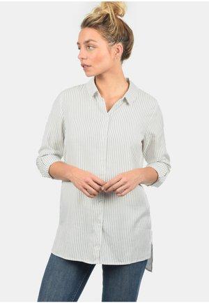 SMILLA - Button-down blouse - grey