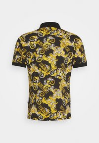 Versace Jeans Couture - PRINT LOGO NEW - Polo - nero - 1