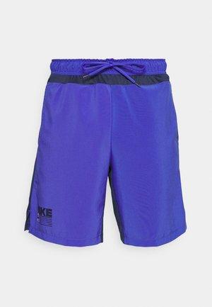 FLEX SHORT - Sports shorts - lapis/midnight navy