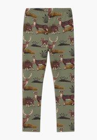 Walkiddy - 2 PACK - Leggings - Trousers - green - 1