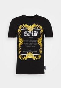Versace Jeans Couture - MOUSE - T-shirt print - black - 4