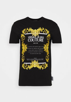MOUSE - T-Shirt print - black