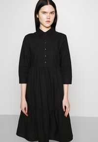 JDY - JDYULLE DRESS  - Shirt dress - black - 3