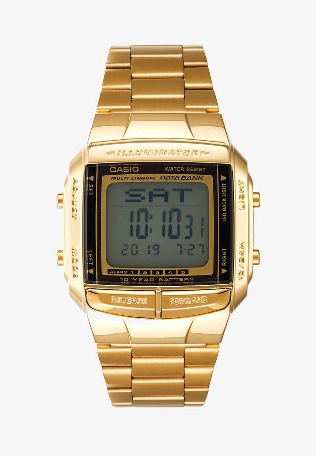 Digitaalikello - gold-coloured
