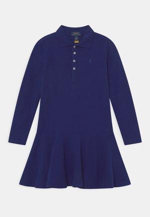 DRESS - Denní šaty - fall royal