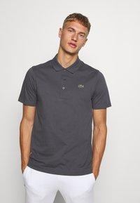 Lacoste Sport - HERREN KURZARM - Polo shirt - graphite - 0