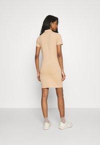 ONLY - ONLEMMA DRESS - Jersey dress - ginger root - 2