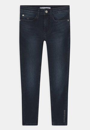 SKINNY - Skinny džíny - blue black