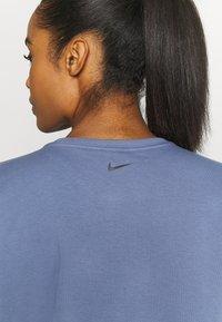 Nike Performance - GET FIT - Sweatshirt - world indigo/black - 5