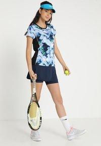 Head - MIA - T-shirts med print - skyblue/black - 1