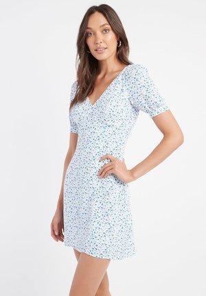 AU MINI DRESS - Day dress - lq-blue