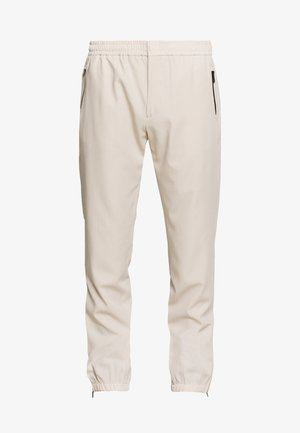 GENTS DRAWCORD TROUSER - Trousers - beige