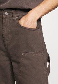 Jaded London - CARPENTER - Cargo trousers - brown - 4