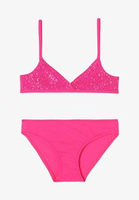 Calzedonia - Bikini - paillettes fucsia trendy - 0
