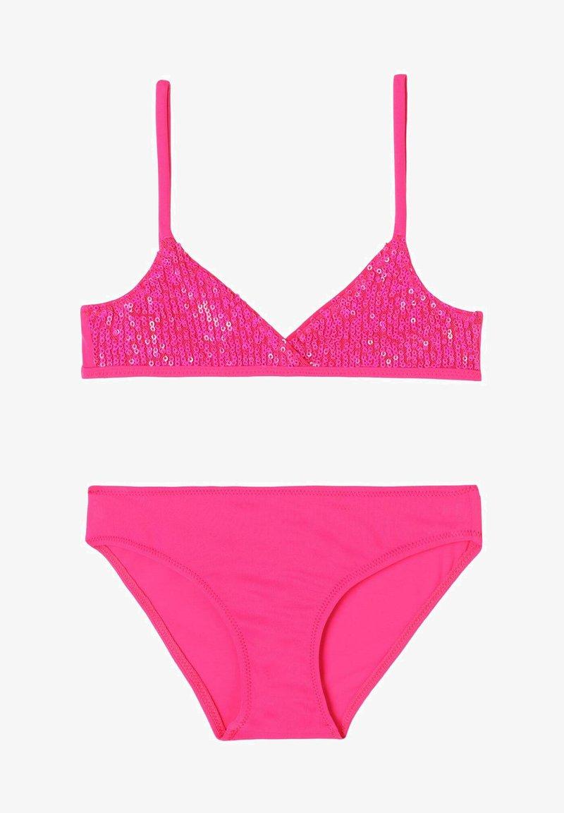 Calzedonia - Bikini - paillettes fucsia trendy