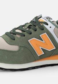 New Balance - 574 - Sneakers basse - celadon - 5